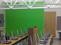 Green Screen Wall